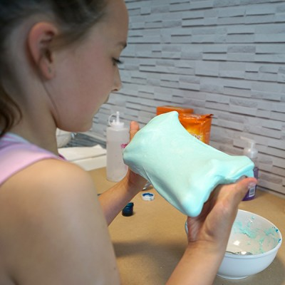 How to make slime ccuart Gallery