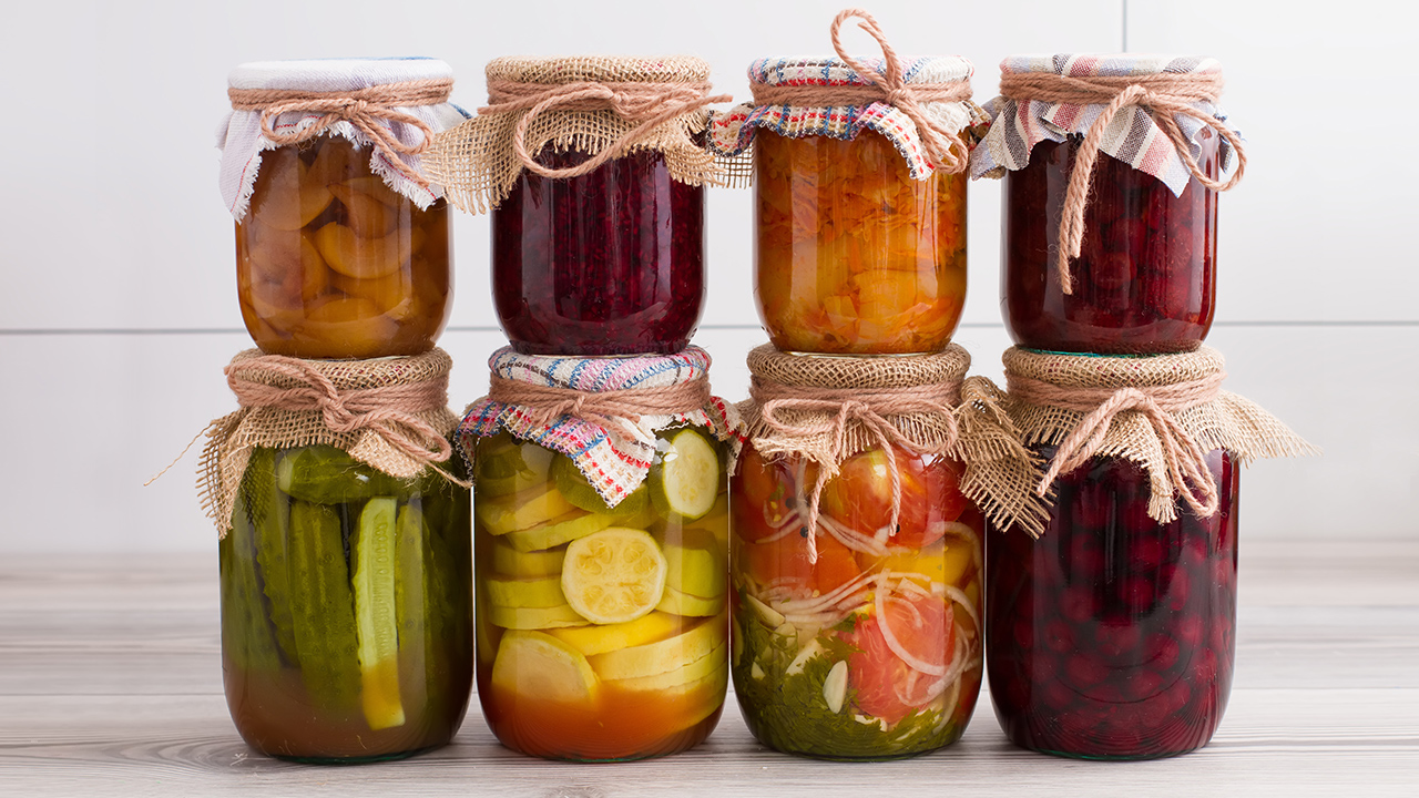 How to make pickles, chutneys and sauces