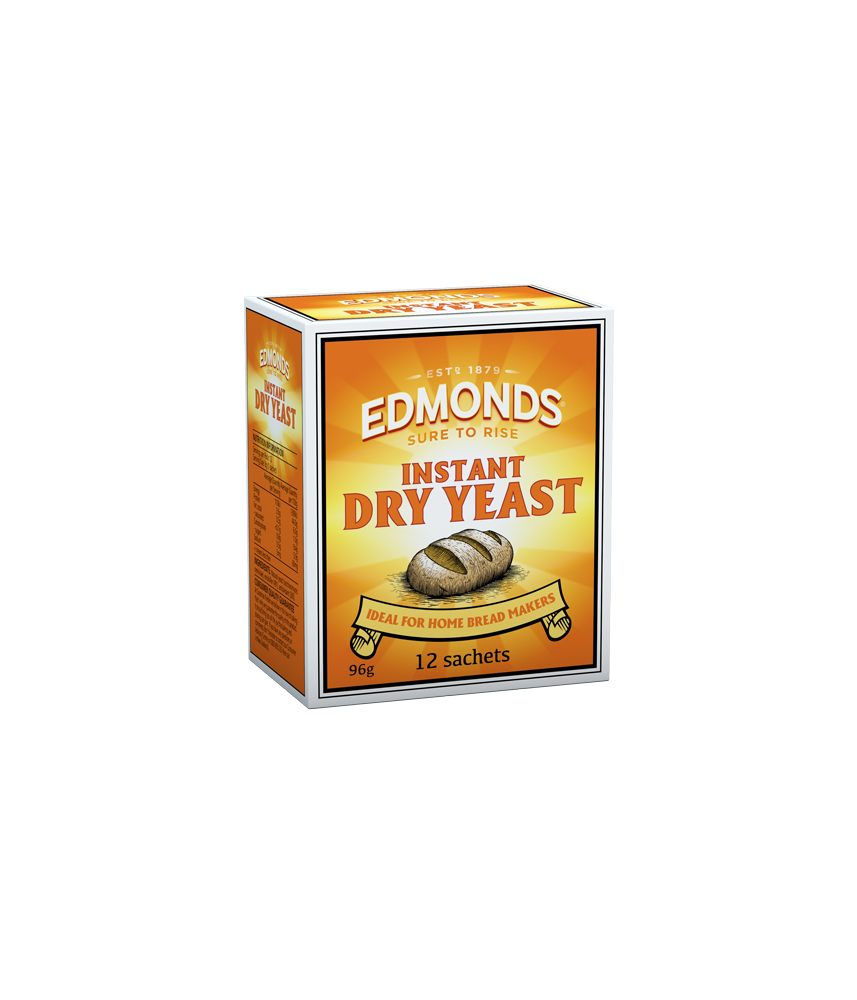 New Edmonds Dry Yeast 8x96