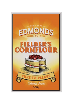 New Edmonds Fielders Cornflour 300g