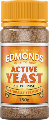 New Edmonds Active Yeast 150g