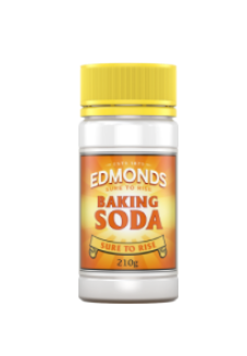 New Edmonds Baking Soda 210g