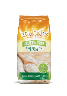 Edmonds Gluten Free Self Raising Flour 750g 227x327