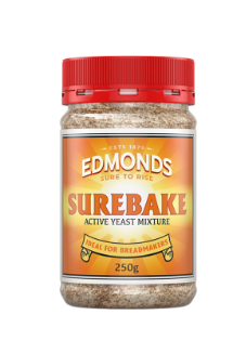 New Edmonds Surebake 250g