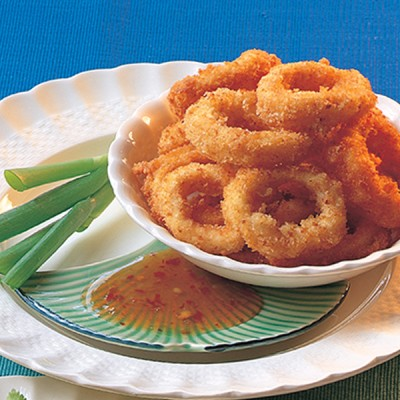 how to cook squid rings