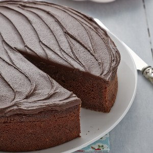 Gluten Free Chocolate Buttermilk Cake
