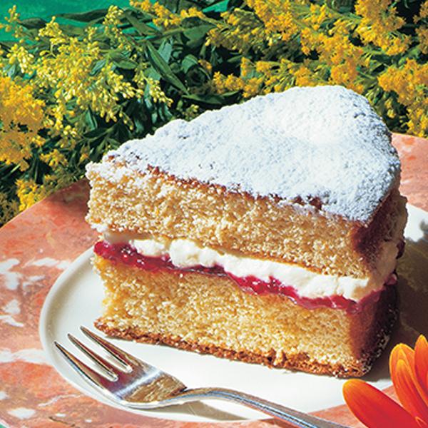 Edmonds Cornflour Sponge Cake
