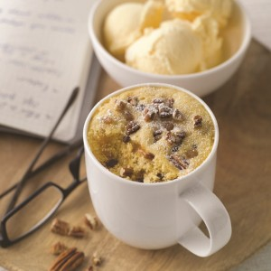 Go Nuts with Cake in a Cup
